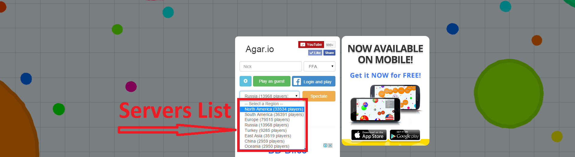 How to fix agario lags in Chrome and other browsers?